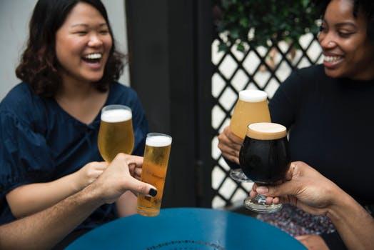 Quelle bière est la plus foncée et la plus forte ?