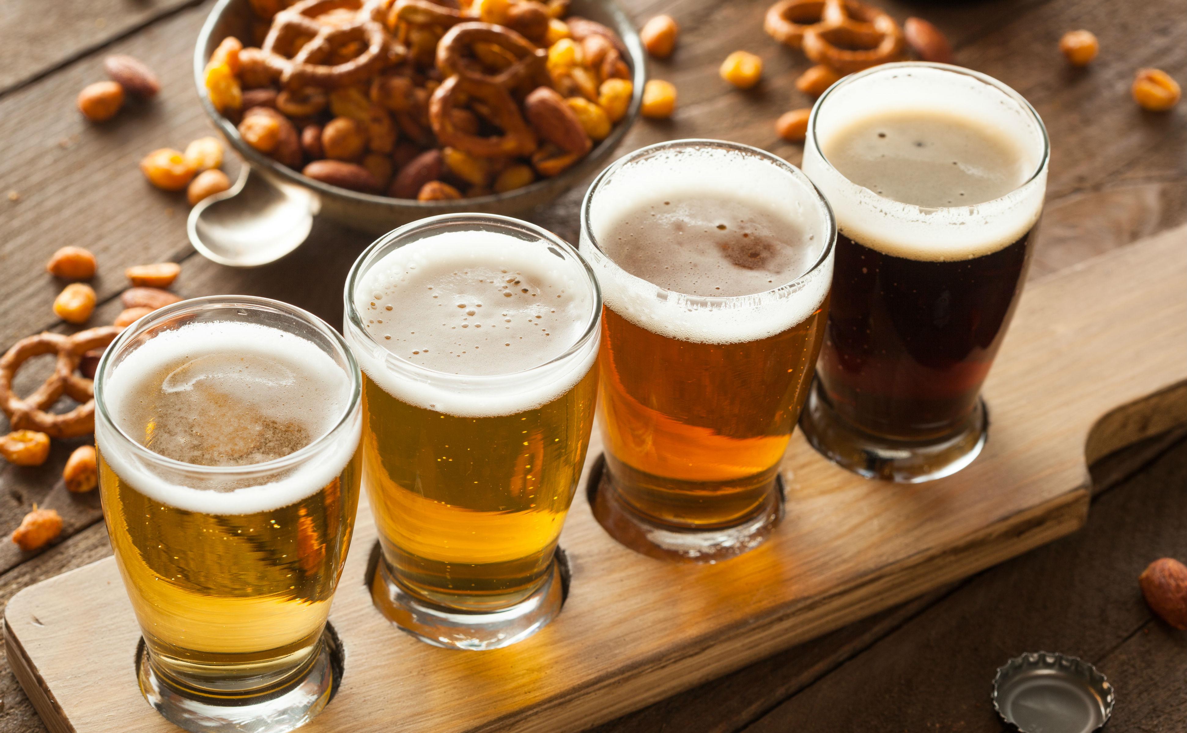La bière artisanale se développe de plus en plus